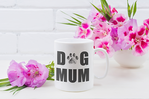 Dog / Cat Mum or Dad / Mom Mug