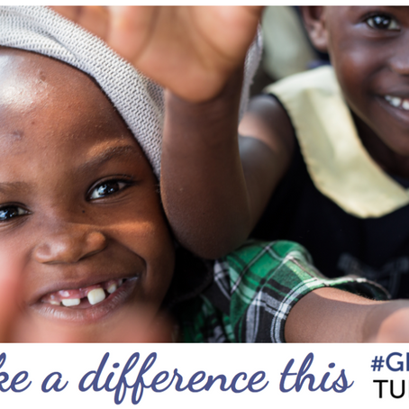 Make a Difference This #GivingTuesday!