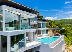 Villa Ella Samui | Luxury Sea View