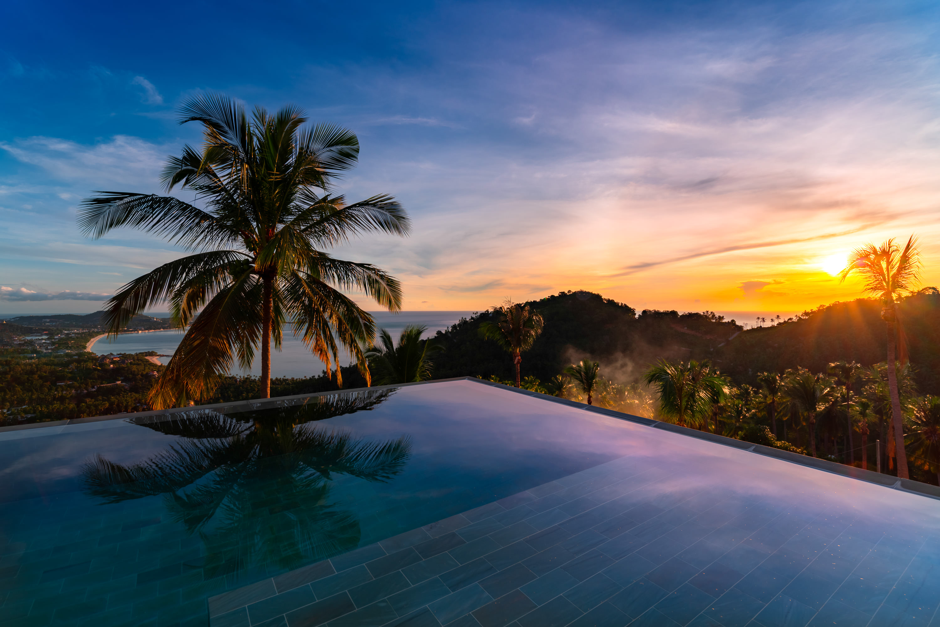 Villa COCO Samui |  Sea View