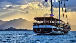 Crystal Bay yacht club Koh Samui