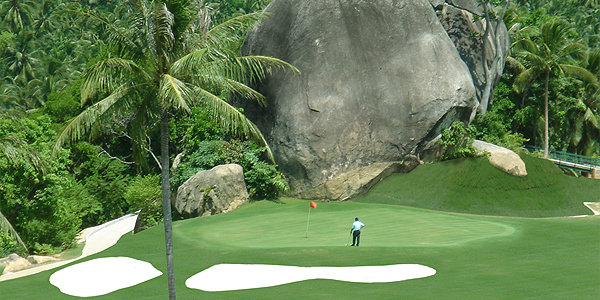 Royal Golf & Country club Koh Samui
