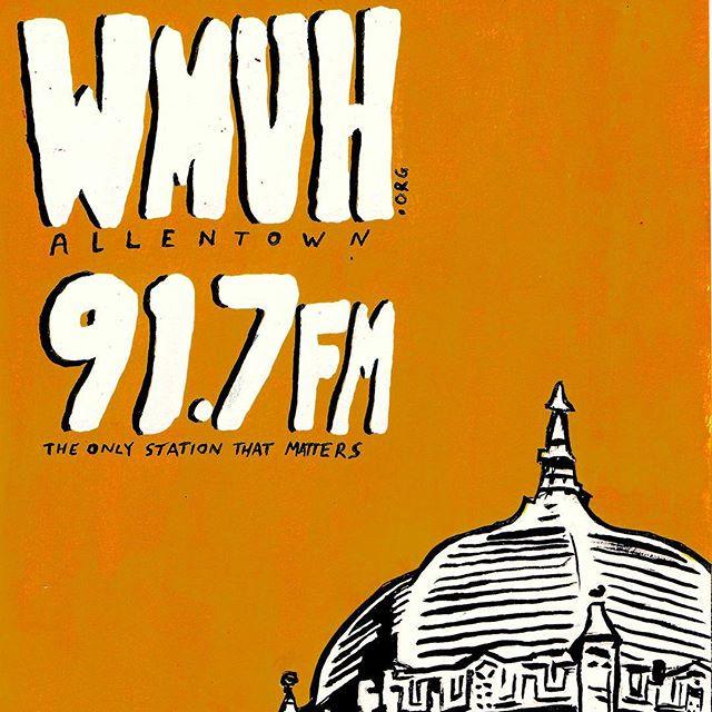 Interview with WMUH 91.7FM