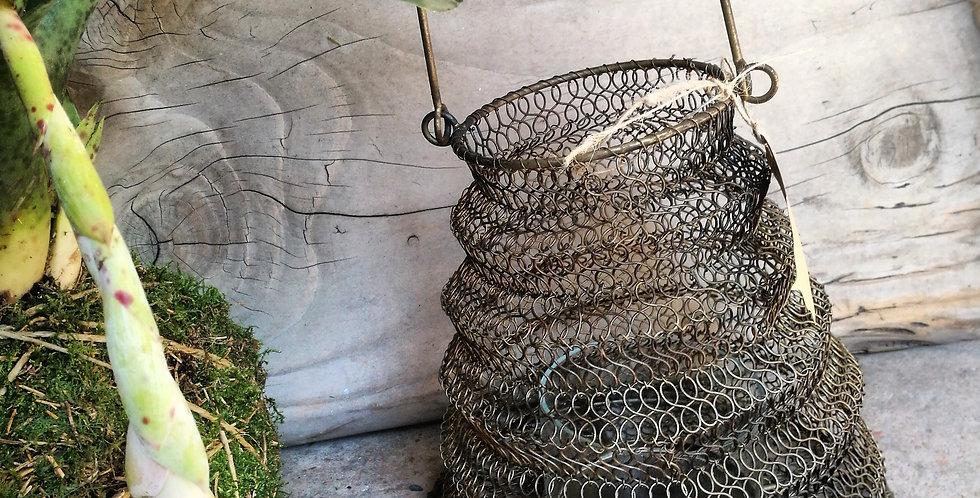 Lanterna in maglia di rete