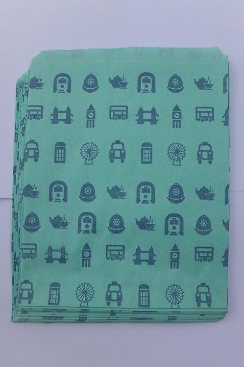 20 paper bags