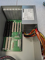 PC with ISA PCI