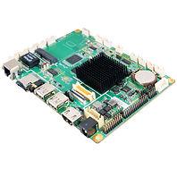Jetway JARMR3288WM Rockchip® ARM Cortex A17 RK3288W, 1 * Mini PCIe, HDMI/eDP/LVDS/MIPI, Bluetooth, WIFI, Android 5.1, Linux Debian 9.0
