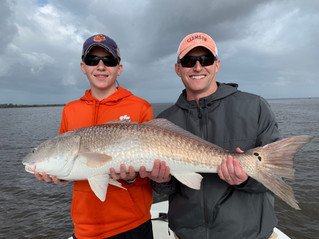 Pawleys Island Fishing Report: Fishing Guide and Charters in the Myrtle Beach, Murrells Inlet, Pawle