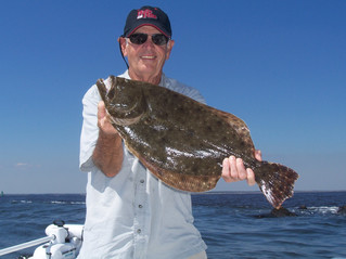 Flounder Fishing Murrells Inlet, Pawleys Island, Georgetown, Litchfield Beach and Debidue South Caro