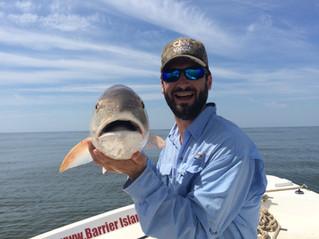 Bull Redfish Georgetown/Pawleys Island, SC