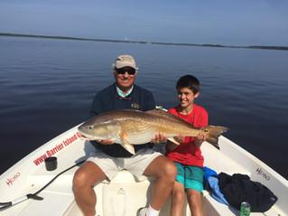 Bull Red Fish Myrtle Beach, Pawleys Island, Georgetown South Carolina