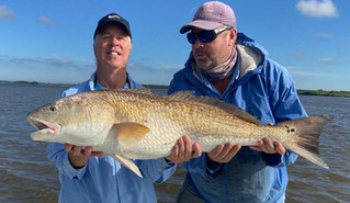 Bull Redfish Guide and Charter: Pawleys Island and Georgetown South Carolina