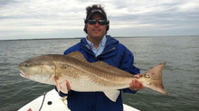 November Fishing Winyah Bay , SC
