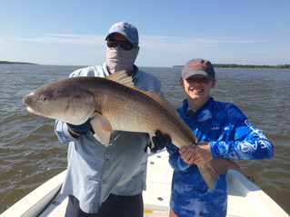 June 2018 fishing report: Myrtle Beach, Garden City, Murrells Inlet, Litchfield Beach, Pawleys Islan