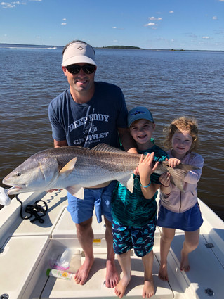 Myrtle Beach Fishing Report: Fishing Guide and Charters in the Myrtle Beach, Pawleys Island, Murrell