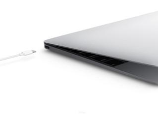新しいMacBookが発表されました