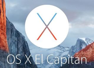 グングンと OS X El Capitan との互換性について