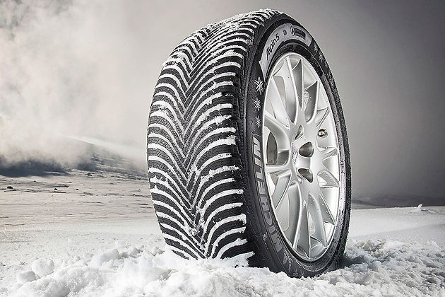 Vellidte Michelin Alpin 5 Winter Tyres Driven Review LX-98