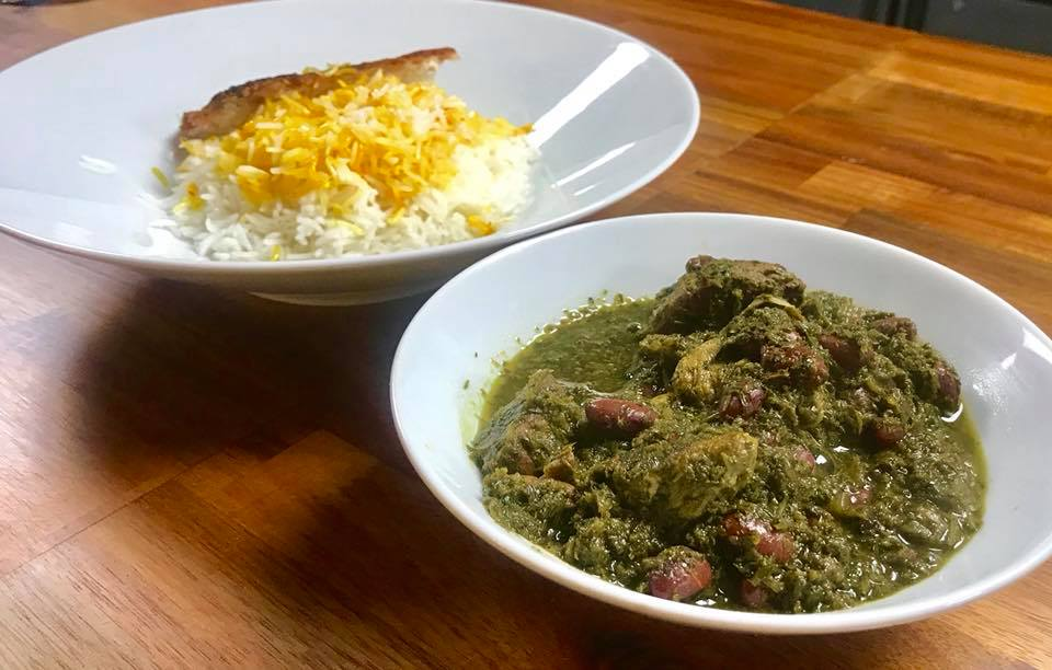 Tangy Herb Stew
