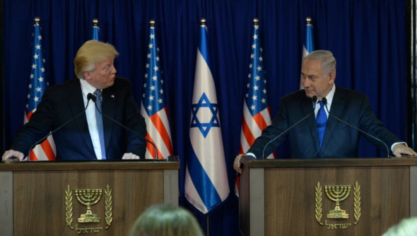 trump-and-netanyahu