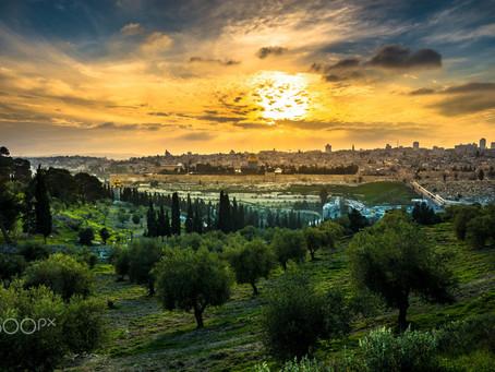 Historische Ereignisse in Israel