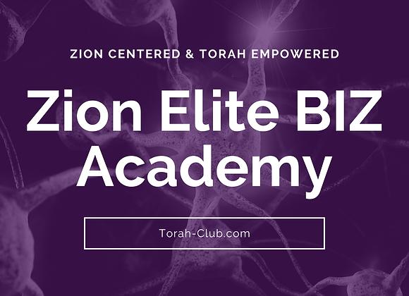 ZION elite BIZ Academy