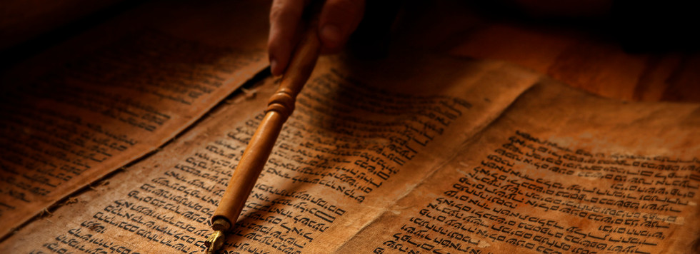 TORAH AS CONSTITUTION