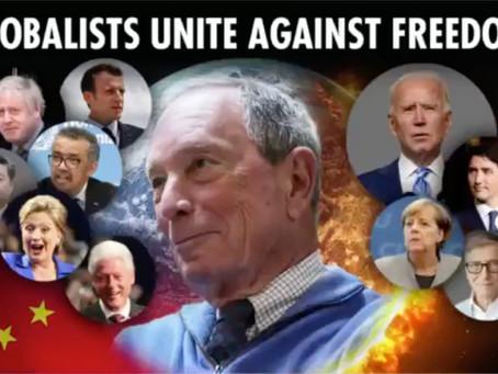 #RESET2021 - 007 - Fox News warnt vor Globaler Übernahme unter Joe Biden mit Merkel Gates Clinton