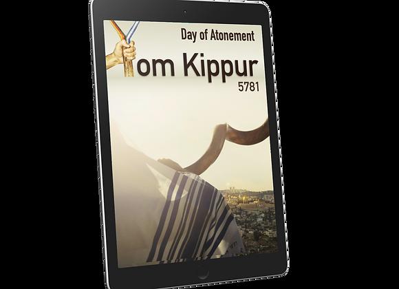 Yom Kippur 5781