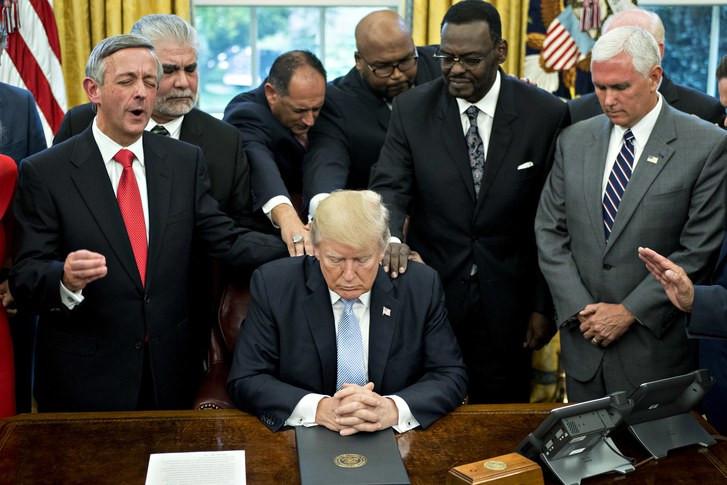 Evangelicals-Trump