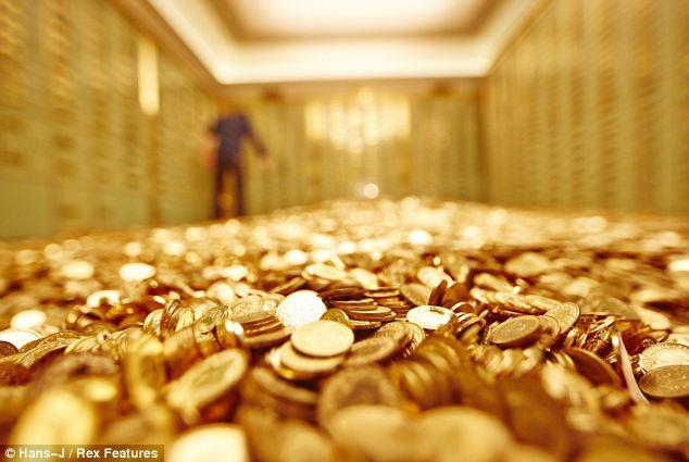 GATHERING VATICAN GOLD