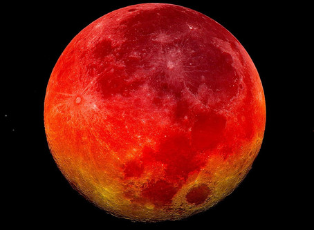 Die Blutmond Prophezeiung – Was ist daraus geworden?