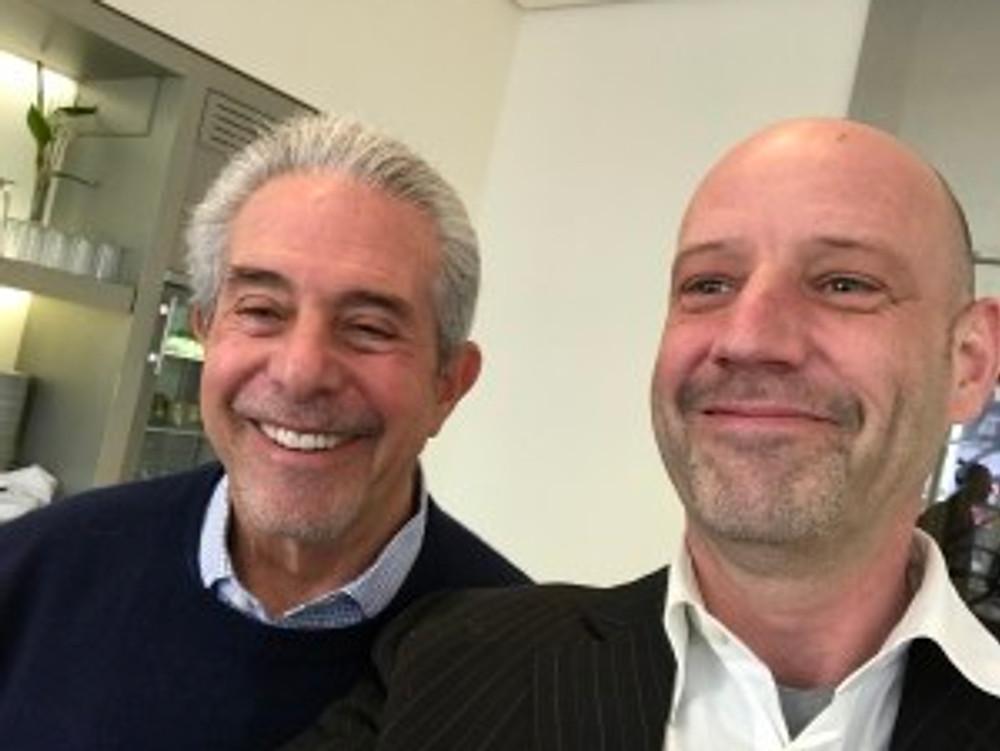 Michael Jay Solomon und Ulf Diebel
