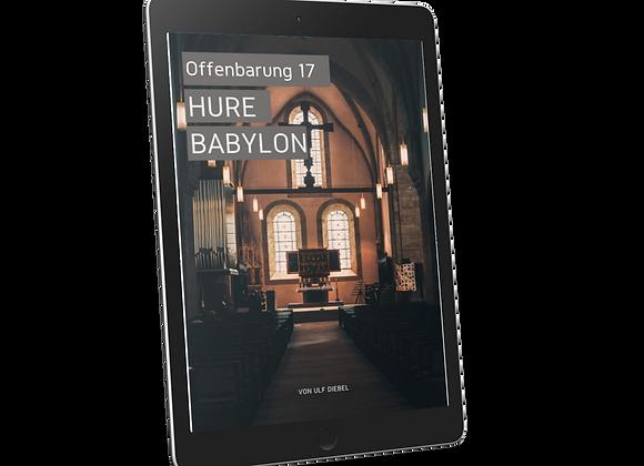 Offenbarung 17 über die Hure Babylon