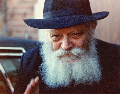 Lubavitcher Rebbe Menachem Mendel Schnee