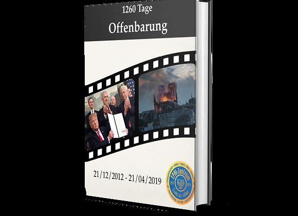 1260 Tage Offenbarung  - Taschenbuch