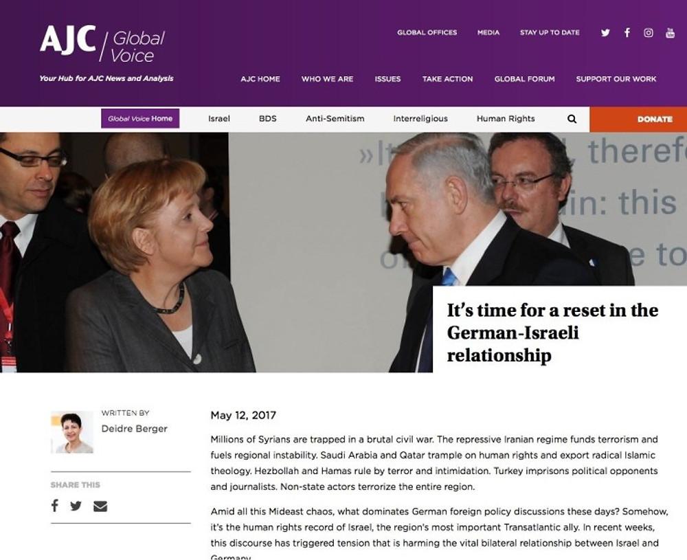 American Jewish Congress - Jewish Voice