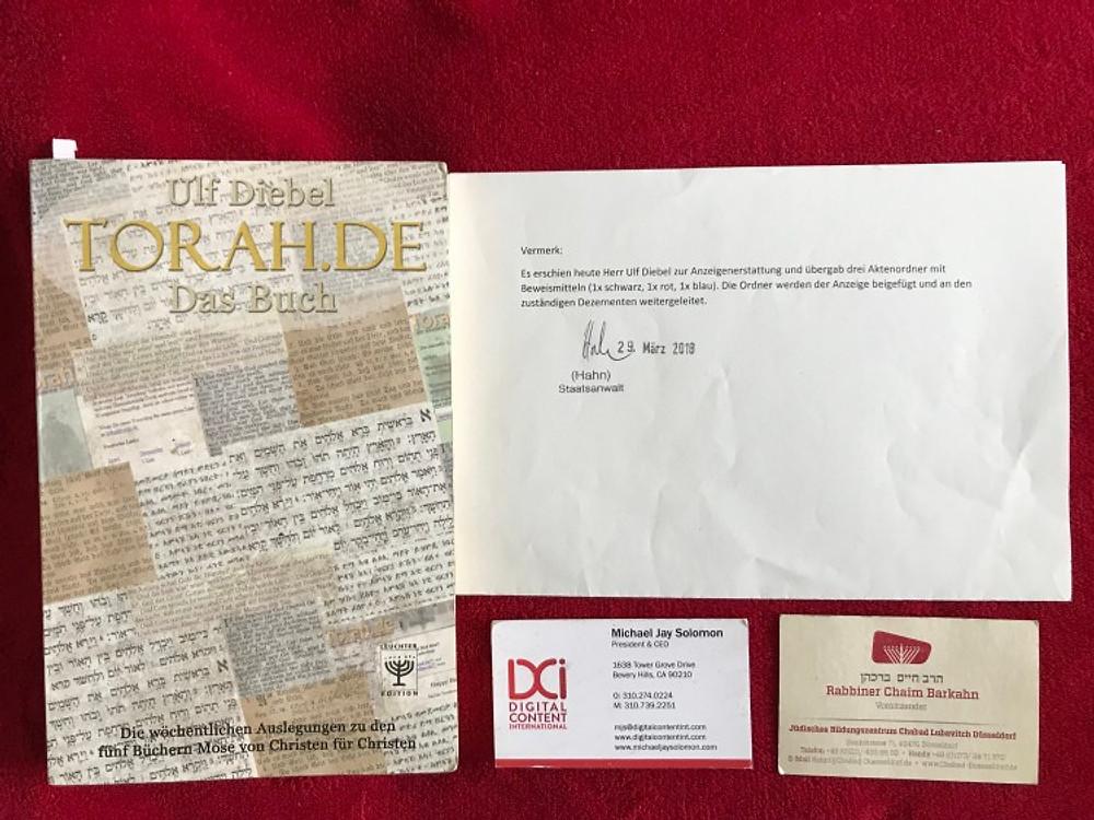 Torah.de Michael Chabad