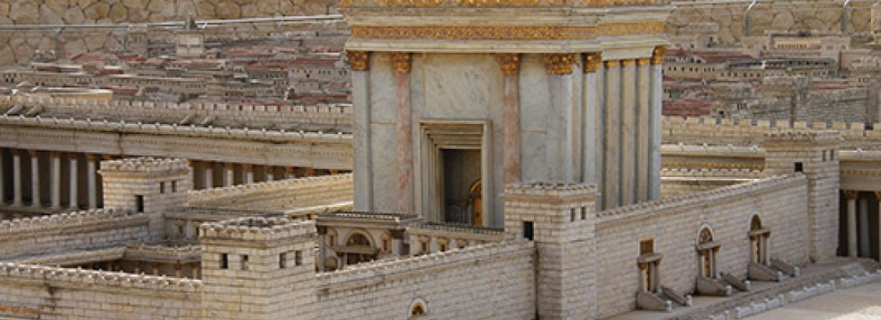CONSTRUCTION OF THE THIRD TEMPLE