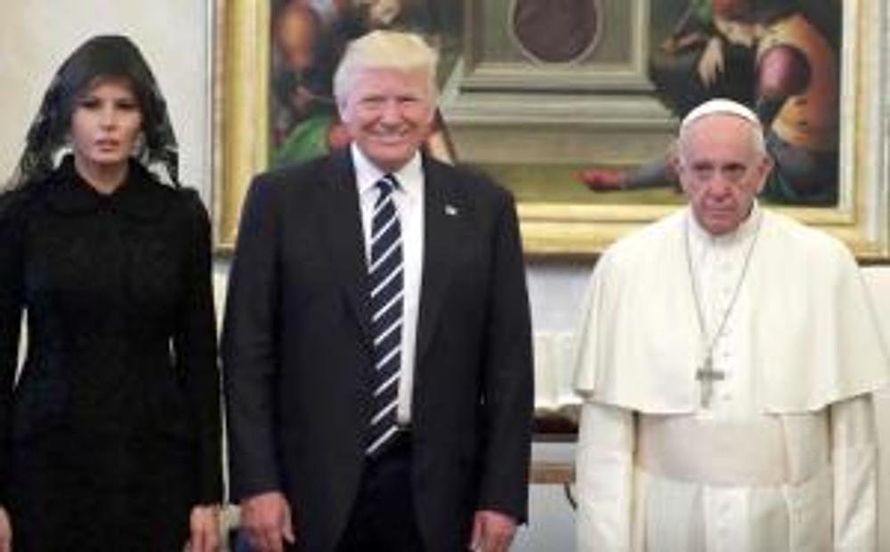 donald-trump-pope-francis-vatican