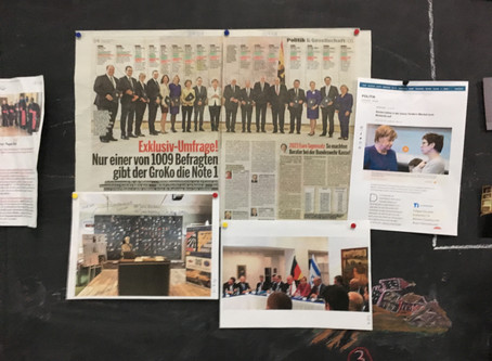 Verschwörungstheorie (c) Burkhard Hoeltzenbein – Neue Westfälische SPD Lügenpresse