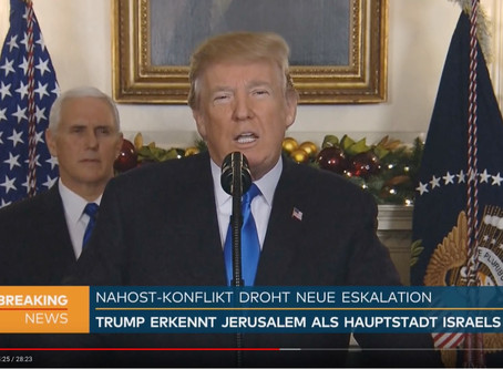 Jerusalem, Bethlehem und der jüdische Flüchtling Jesus