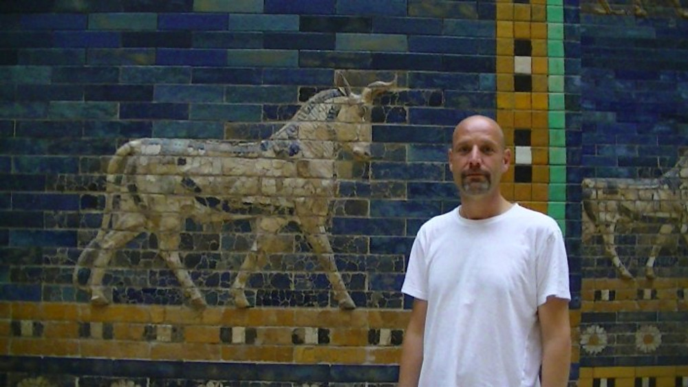 Ephraim at the Entrance to Babylon
