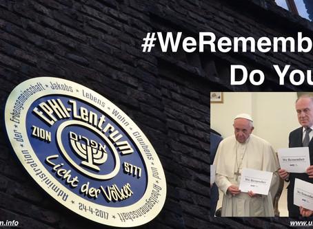 Der Christliche Glaube an ULF und der wahre Grund für den Holocaust