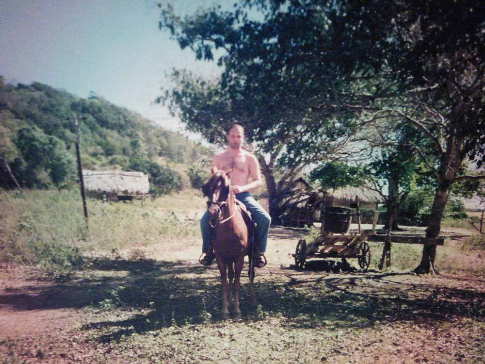 under_the_myrtle_tree_red_horse_Sacharija1