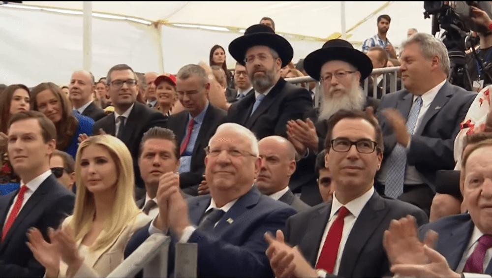 President Rivlin, Chief Rabbis of Israel