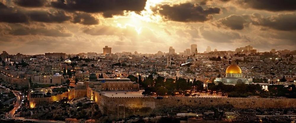 """Alles nur ein Märchen? Ist Jerusalem heute nur eine """"Illusion"""" und """"religiöse Verschwörung?"""""""