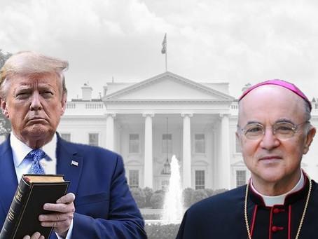 Offener Brief von Carlo Maria Viganò an Präsident Trump (Übersetzung aus Q4941)