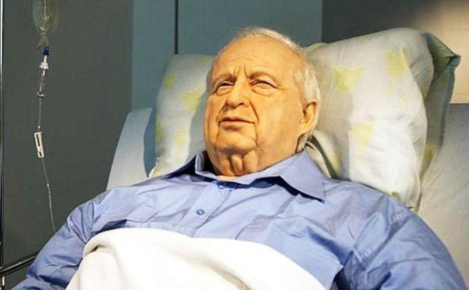 Bis zum 11.1.2014 lag Ariel Sharon für 2929 Tage im Koma