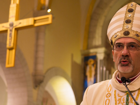 Patriarch Pizzaballa Jerusalem, Nostra Aetate & Prophet Daniel